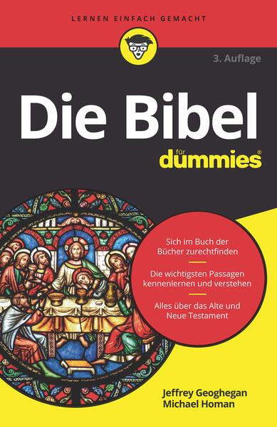 Die Bibel für Dummies als Buch (kartoniert)