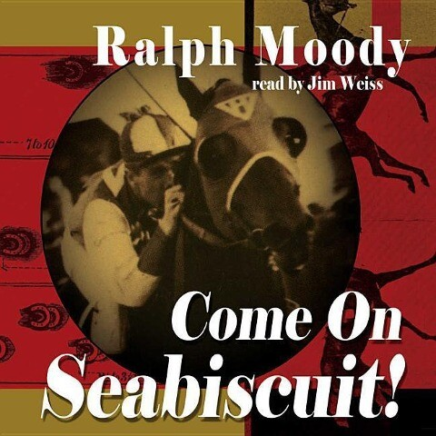 Come on Seabiscuit als Hörbuch CD