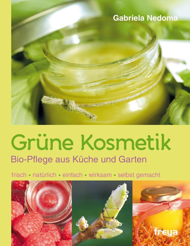 Grüne Kosmetik als eBook epub