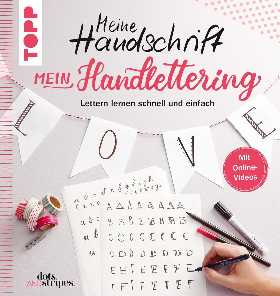 Meine Handschrift - Mein Handlettering als eBook epub