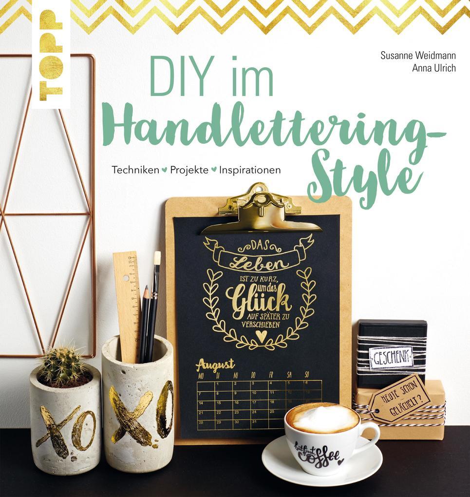 DIY im Handlettering-Style als eBook epub