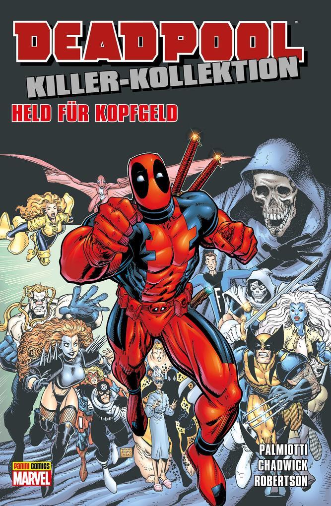 Deadpool Killer-Kollektion 11 - Held für Kopfgeld als eBook epub