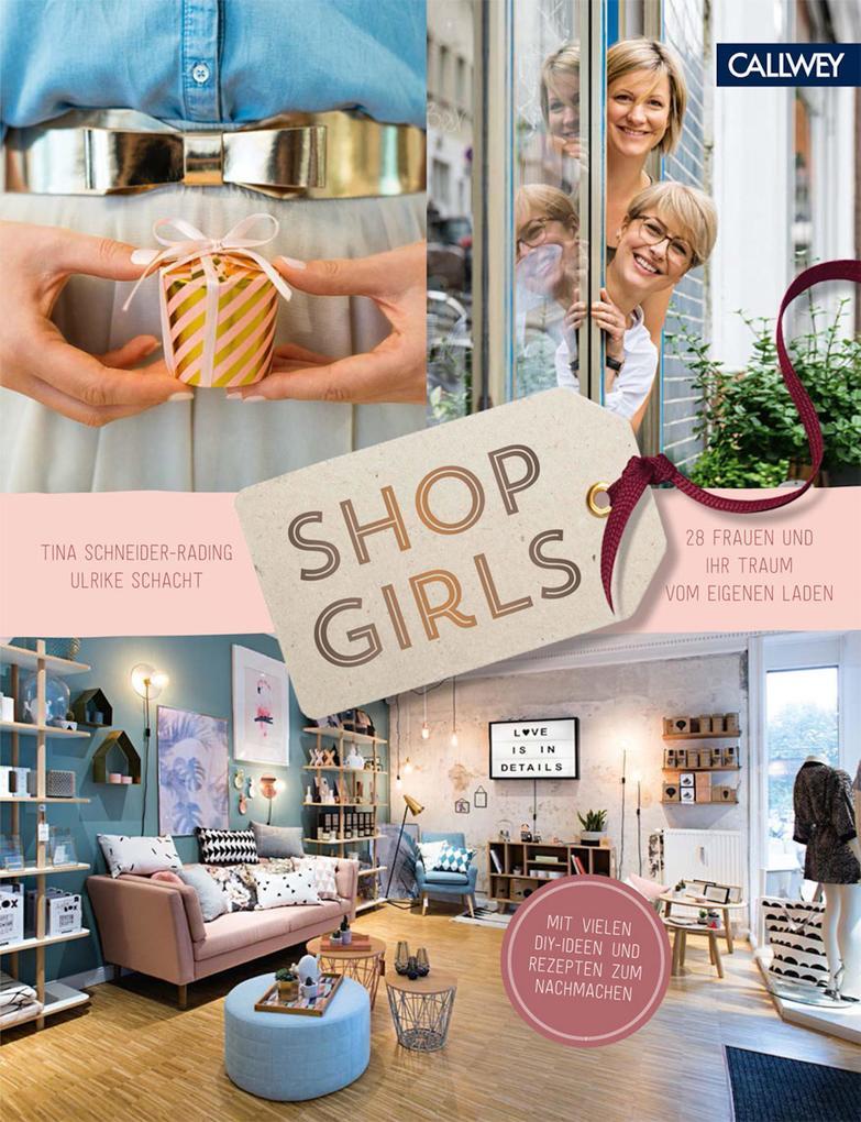 Shop Girls als eBook epub