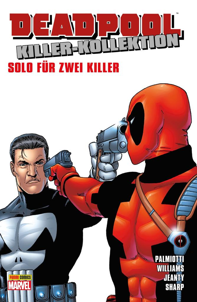 Deadpool Killer-Kollektion 12 - Solo für zwei Killer als eBook epub