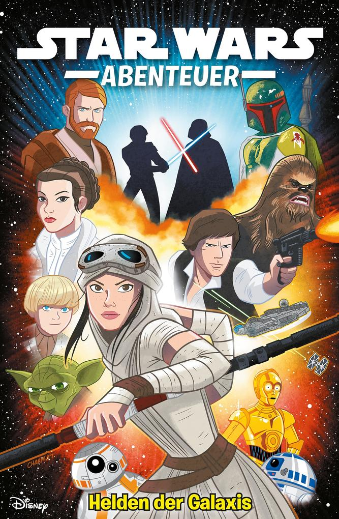 Star Wars Abenteuer - Helden der Galaxis als eBook epub