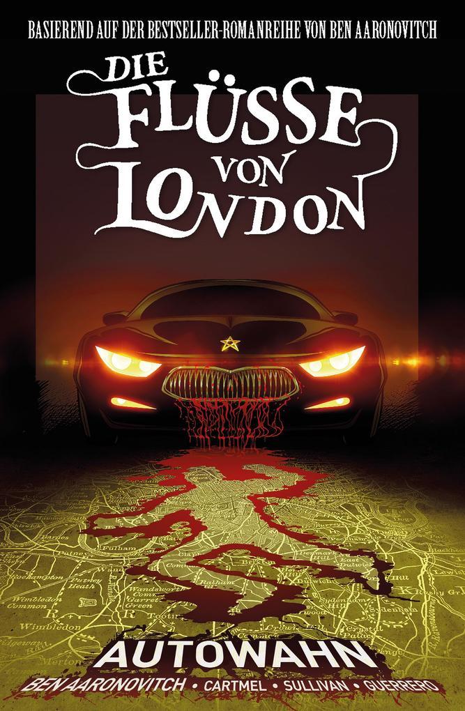 Die Flüsse von London, Band 1 - Autowahn als eBook epub