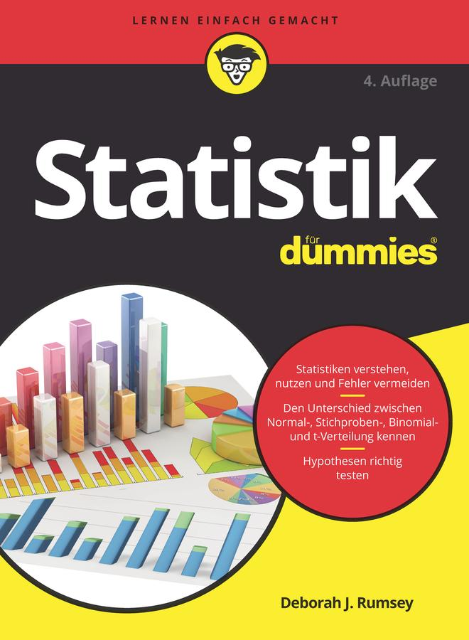 Statistik für Dummies als eBook epub