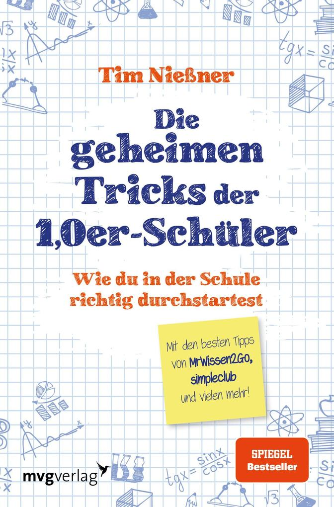 Die geheimen Tricks der 1,0er-Schüler als Taschenbuch