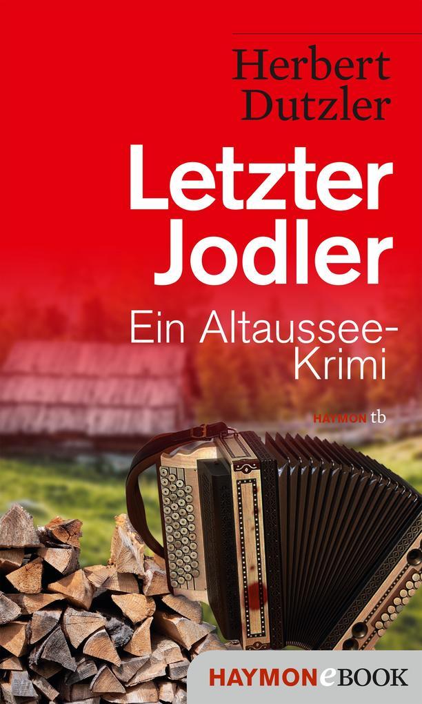 Letzter Jodler als eBook epub