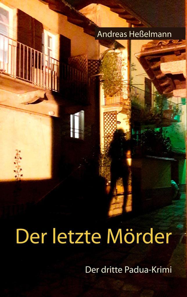 Der letzte Mörder als Buch (kartoniert)