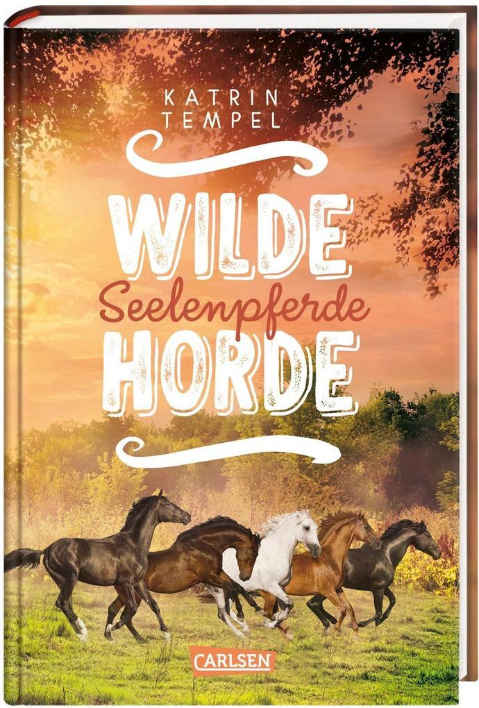 Wilde Horde 3: Seelenpferde als Buch (gebunden)