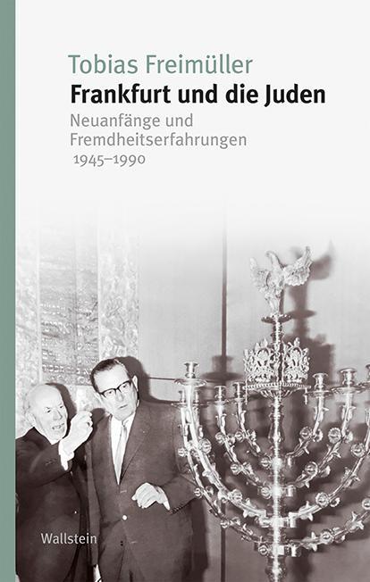 Frankfurt und die Juden als Buch (gebunden)
