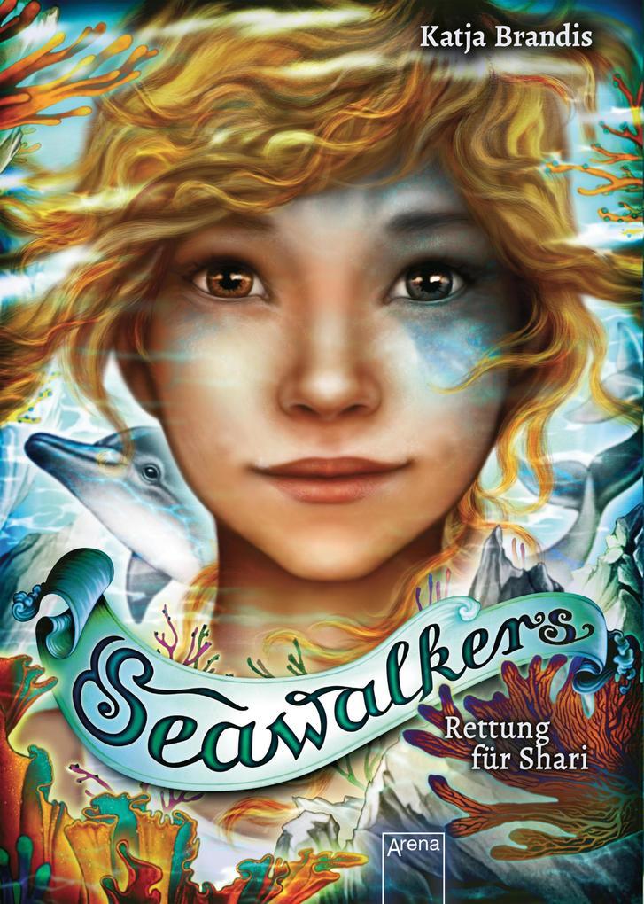 Seawalkers (2). Rettung für Shari als eBook epub