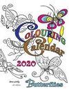 Colouring Calendar 2020 Butterflies (UK Edition)