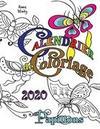 Calendrier de Coloriage 2020 Papillons