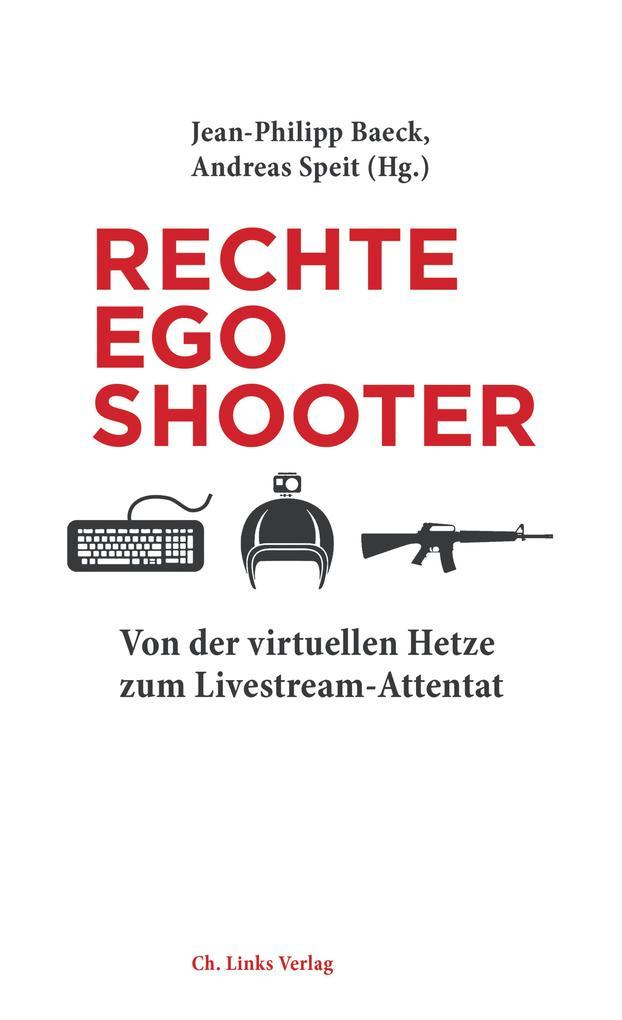Rechte Egoshooter als Buch (kartoniert)