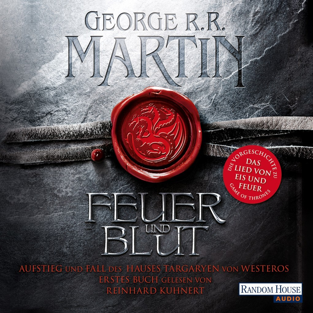 Feuer und Blut - Erstes Buch als Hörbuch Download