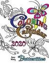 Coloring Calendar 2020 Butterflies