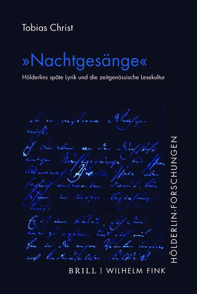 """""""Nachtgesänge"""" als Buch (gebunden)"""