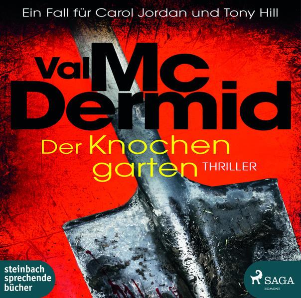 Der Knochengarten als Hörbuch CD