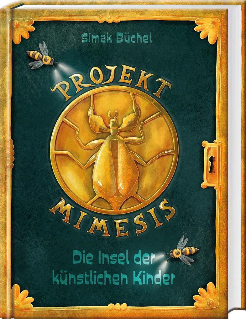 Projekt Mimesis - Die Insel der künstlichen Kinder als Buch (gebunden)