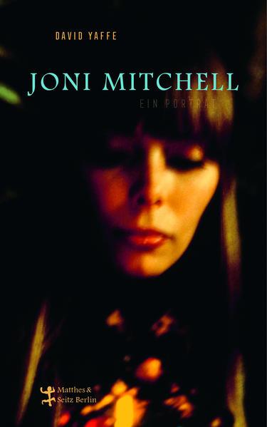 Joni Mitchell - Ein Porträt als Buch (gebunden)