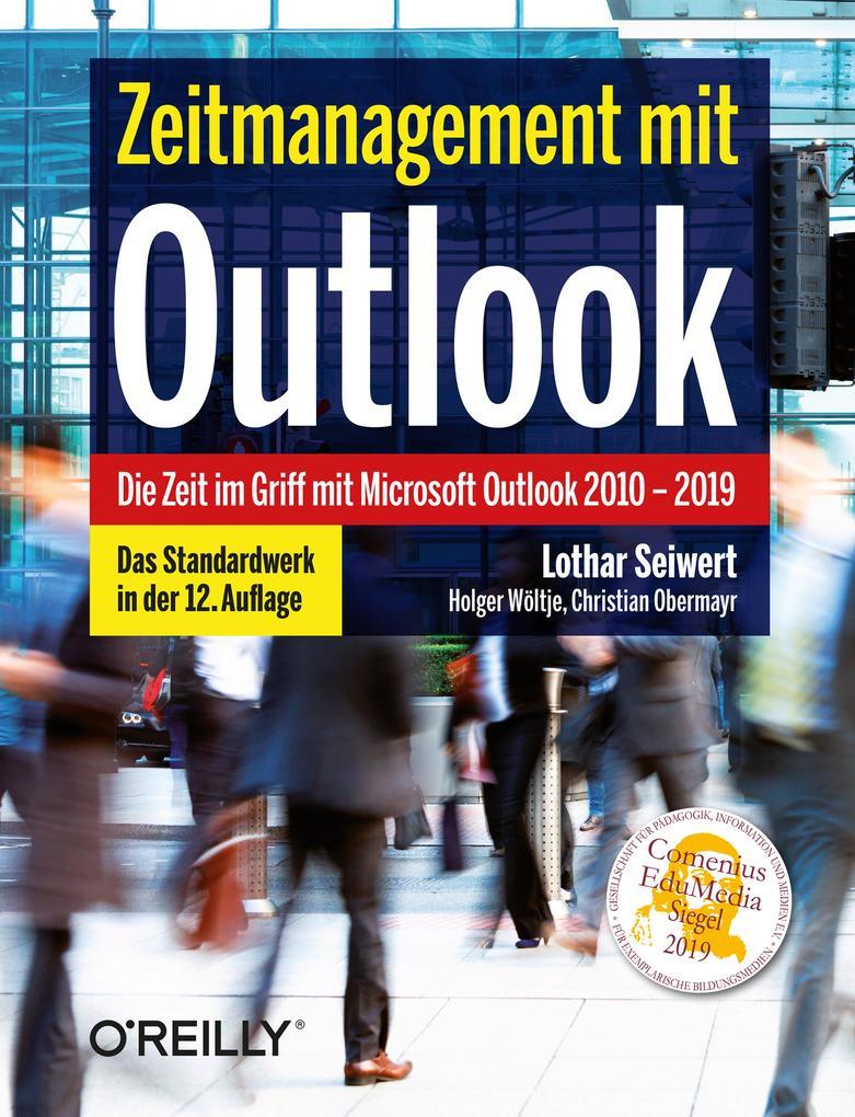 Zeitmanagement mit Outlook als eBook epub