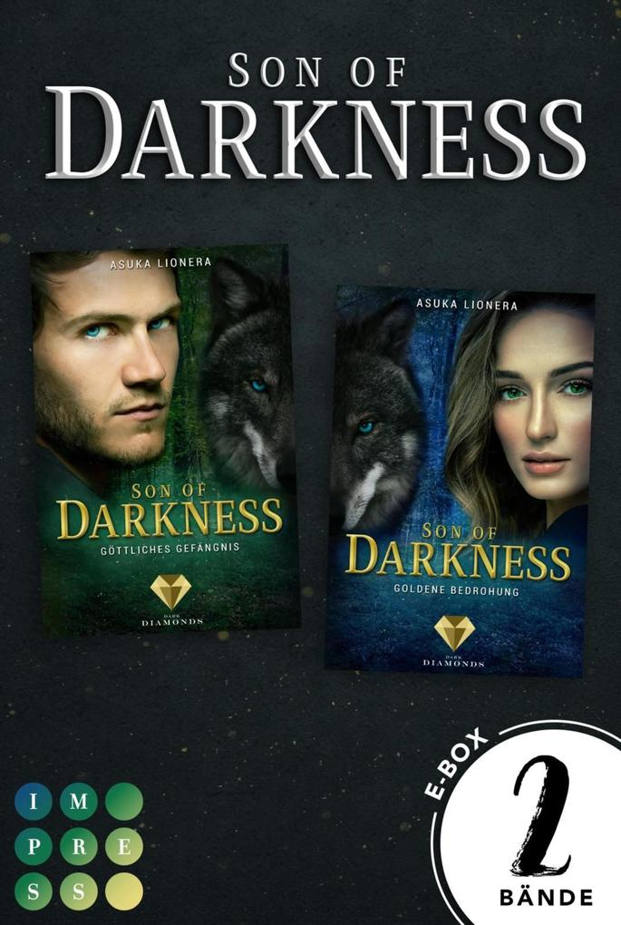 "Son of Darkness: Sammelband der einzigartigen Götter-Fantasyserie ""Son of Darkness"" als eBook epub"