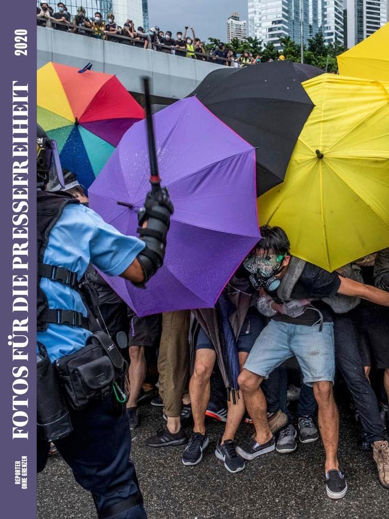 Fotos für die Pressefreiheit 2020 als Buch (kartoniert)