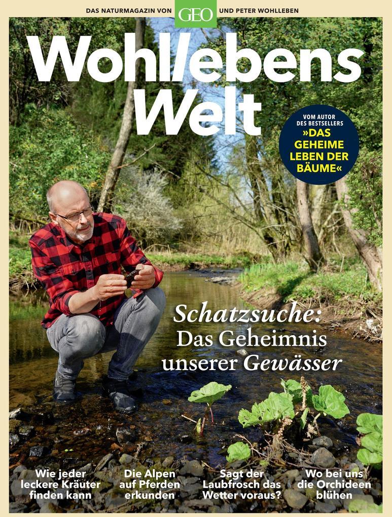 Wohllebens Welt 2/2020 als Buch (geheftet)