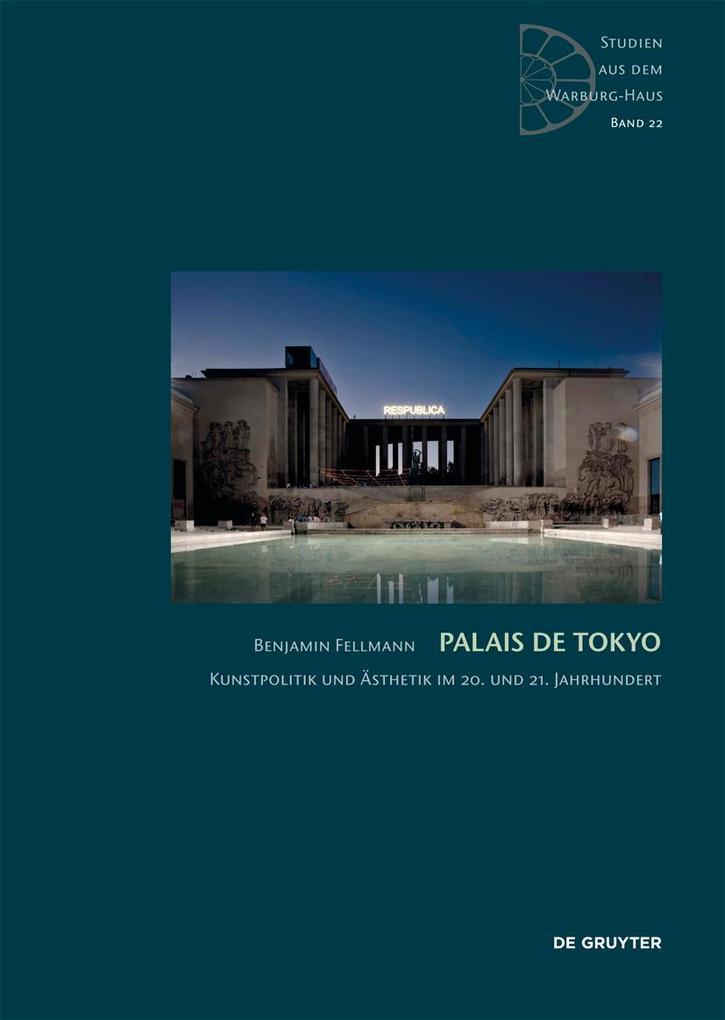 Palais de Tokyo als eBook pdf