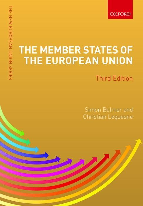 The Member States of the European Union als Taschenbuch