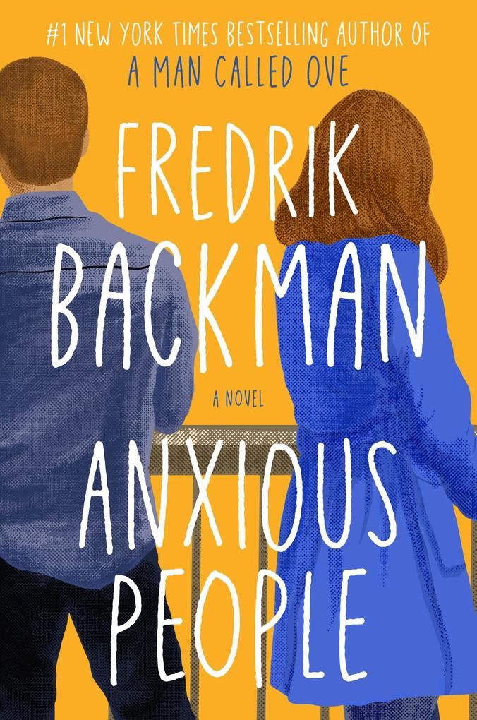 Anxious People als Buch (kartoniert)