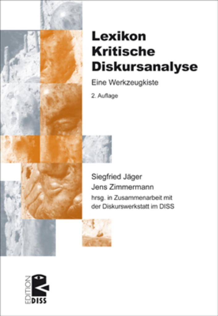 Lexikon Kritische Diskursanalyse als eBook epub