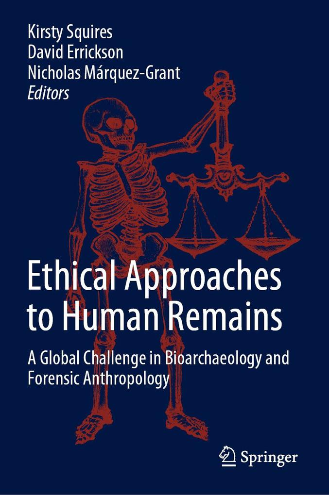 Ethical Approaches to Human Remains als eBook pdf