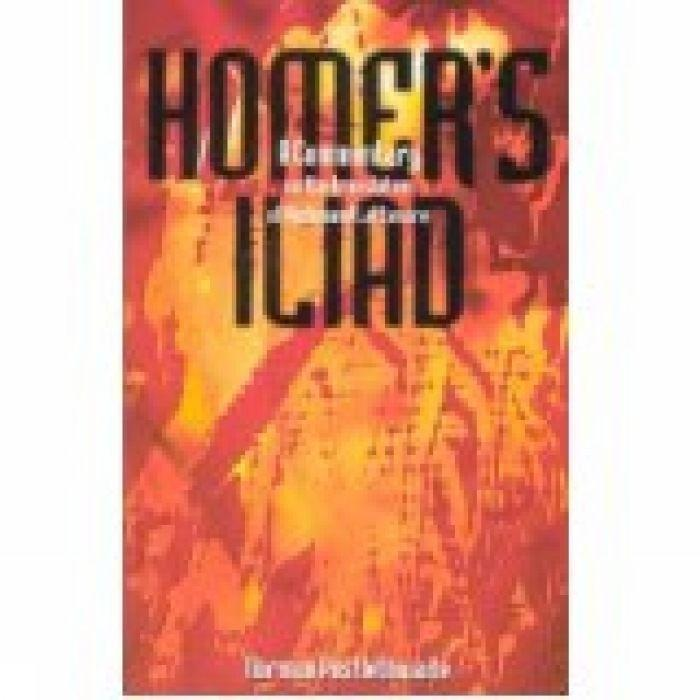 Homer's Iliad: A Commentary on the Translation of Richmond Lattimore als Buch (gebunden)
