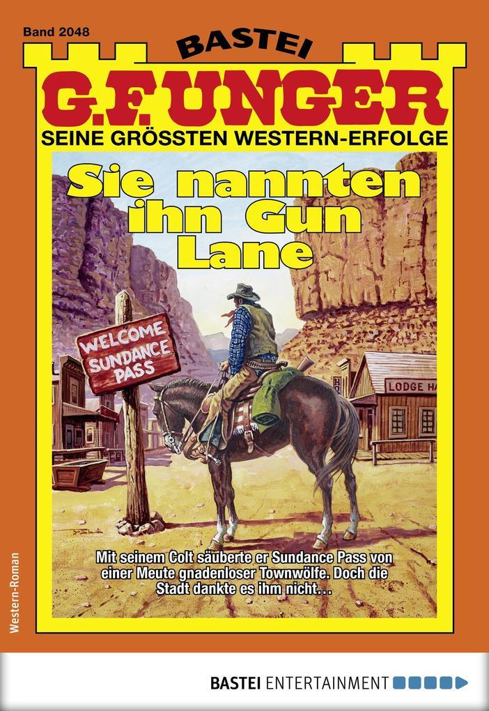 G. F. Unger 2048 - Western als eBook epub