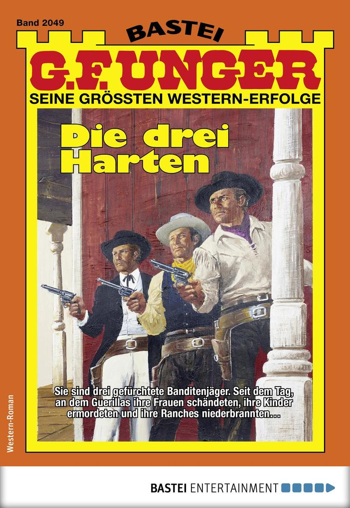 G. F. Unger 2049 - Western als eBook epub