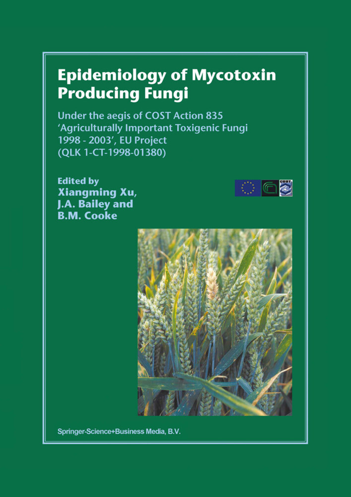 Epidemiology of Mycotoxin Producing Fungi als Buch (gebunden)
