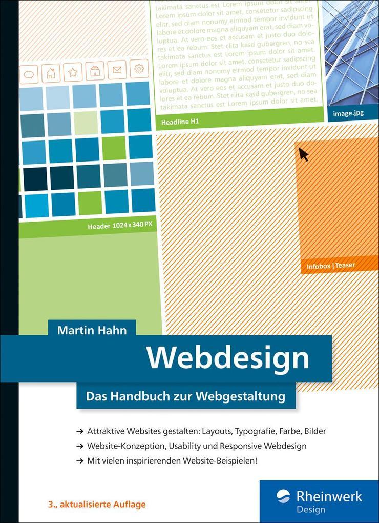 Webdesign als eBook pdf