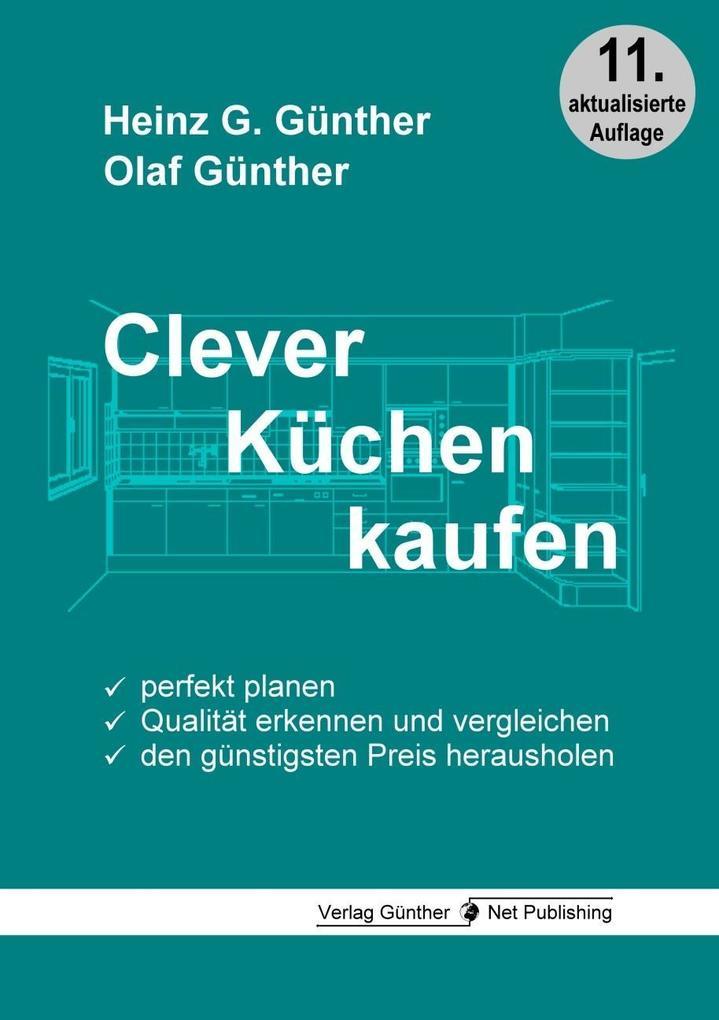 Clever Küchen kaufen als Buch (kartoniert)