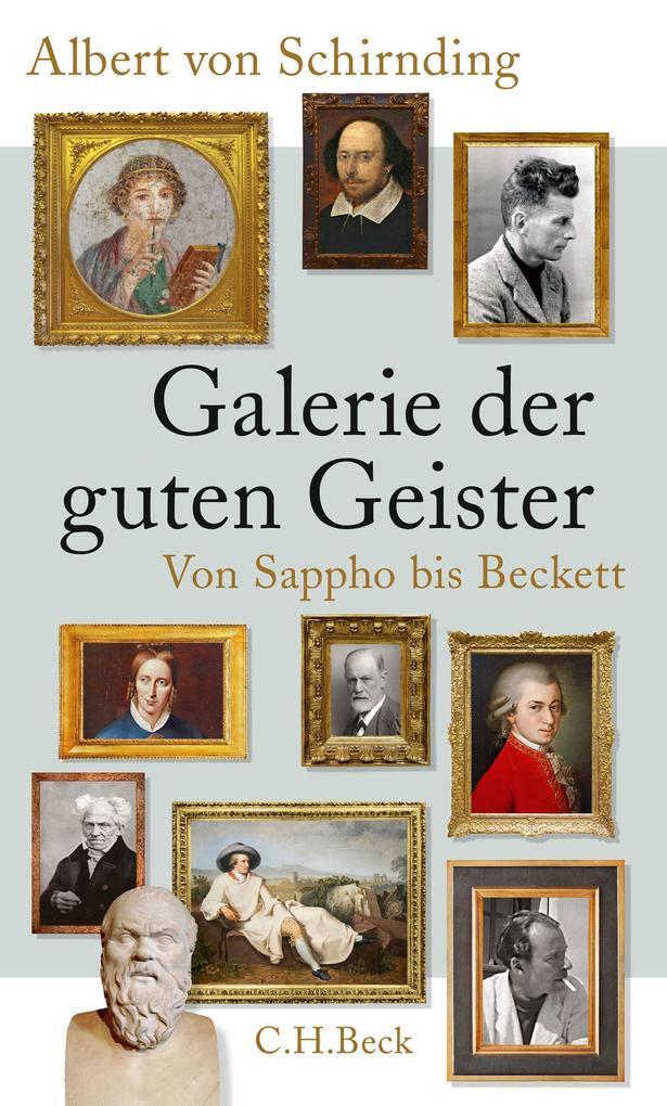Galerie der guten Geister als eBook epub