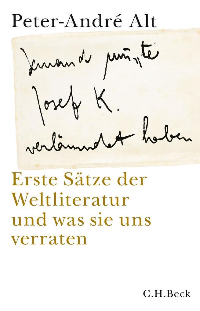 'Jemand musste Josef K. verleumdet haben ...' als eBook epub