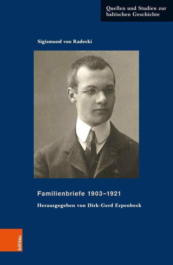Familienbriefe 1903-1921 als eBook pdf