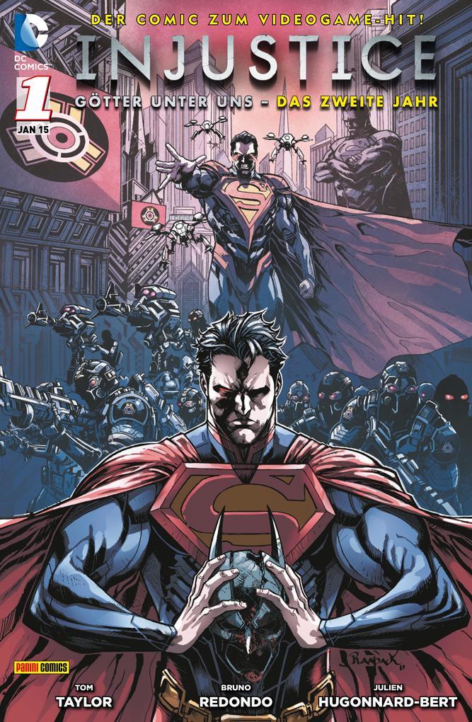 Injustice - Götter unter uns: Das zweite Jahr, Band 1 als eBook epub