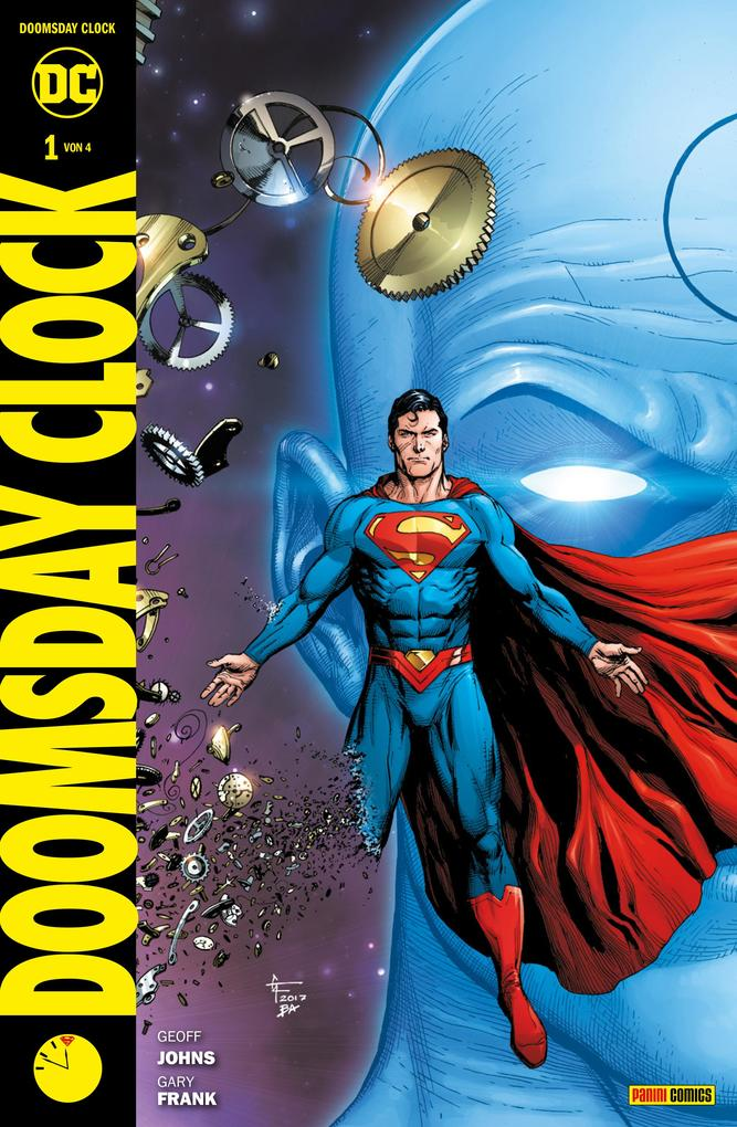Doomsday Clock, Band 1 (von 4) als eBook epub