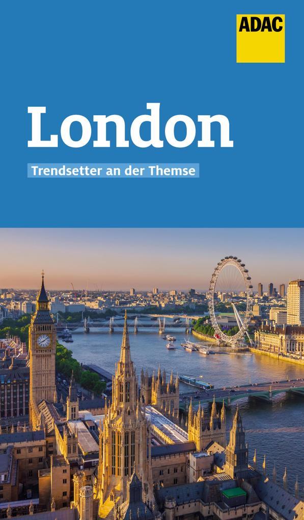 ADAC Reiseführer London als eBook epub