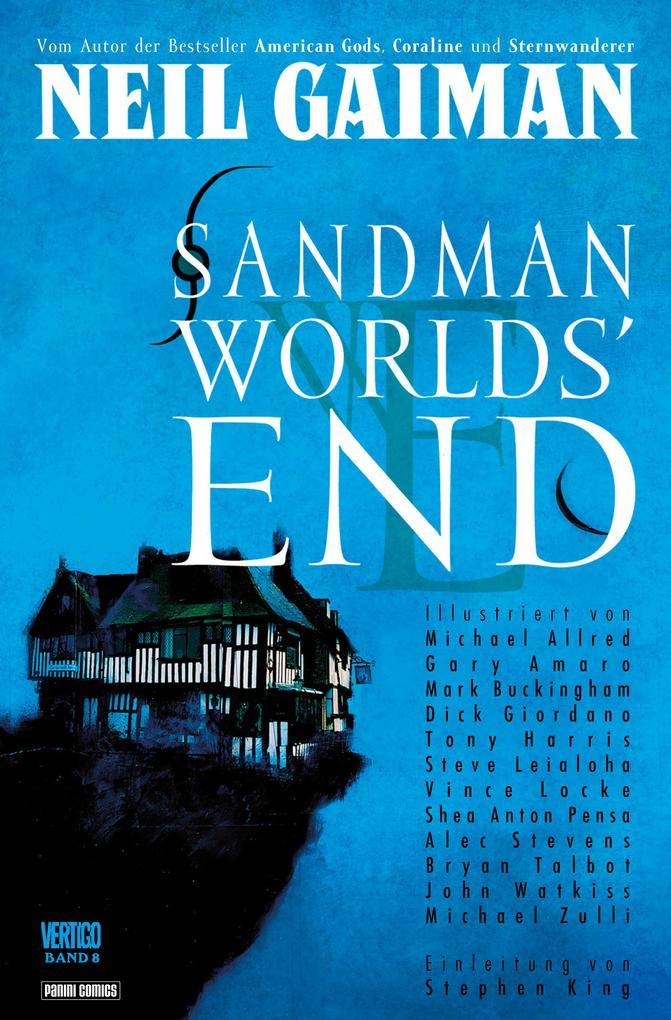 Sandman, Band 8 - Worlds' End als eBook epub