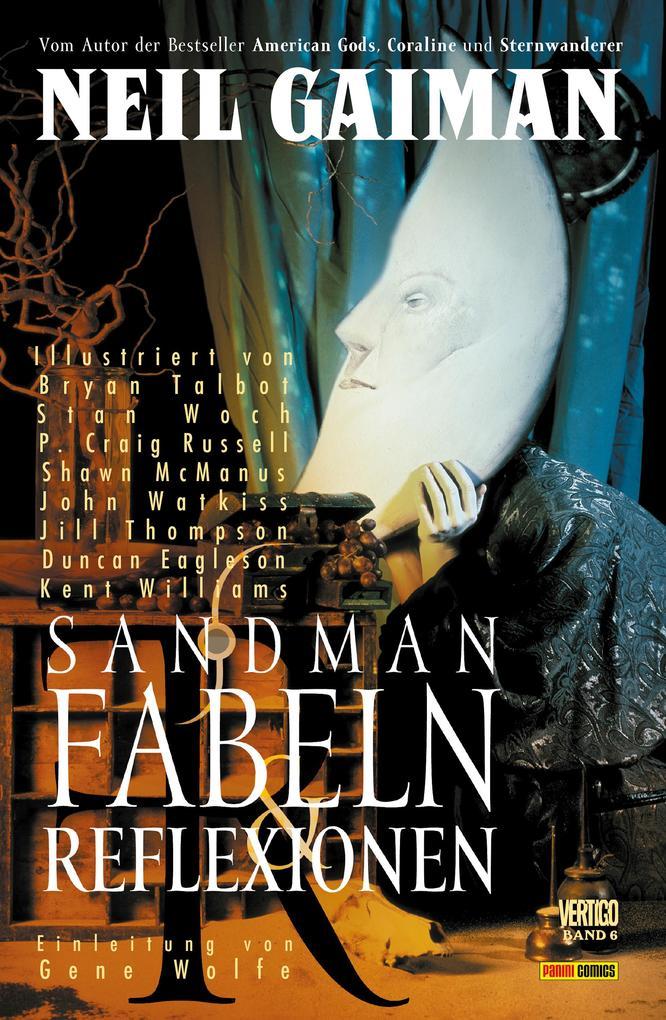 Sandman, Band 6 - Fabeln und Reflexionen als eBook epub