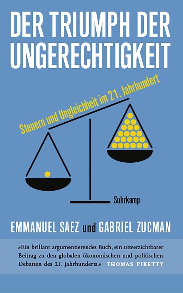 Der Triumph der Ungerechtigkeit als eBook epub